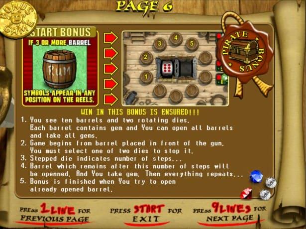 Игровые автоматы играть пираты бутылок